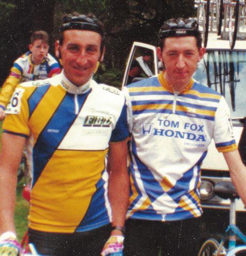 Rás Tailteann - 1990's